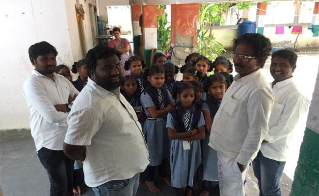 KGBV Students Hospitalized Due To Food Poison In Rangareddy - Sakshi