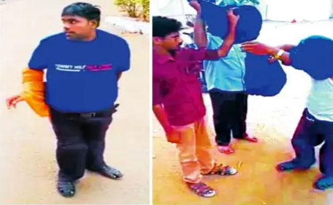 Person Caught By Stolen T Shirts From Company Became Viral - Sakshi