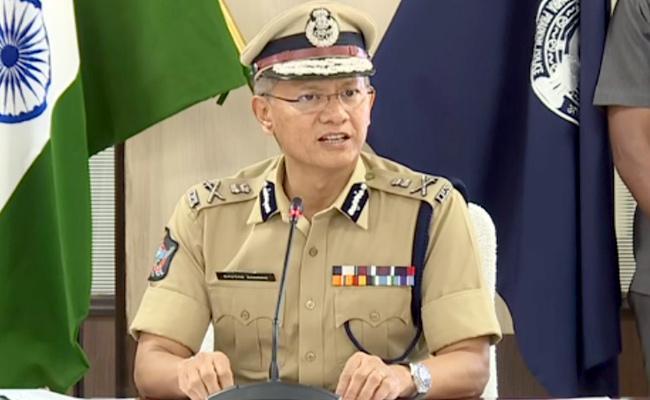 AP Local Body Elections 2020: DGP Sawang Condemns False allegations - Sakshi