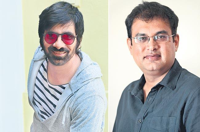 Ravi Teja next movie with Vakkantham Vamsi - Sakshi
