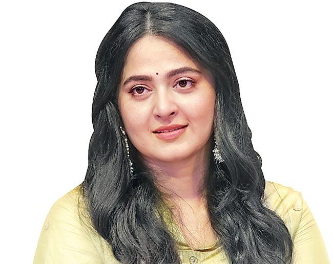 Sakshi Special Interview With Anushka
