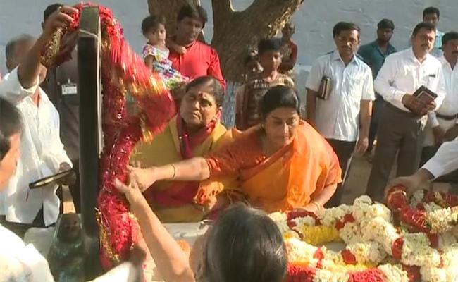 YS Vivekananda Reddy Death Anniversary - Sakshi