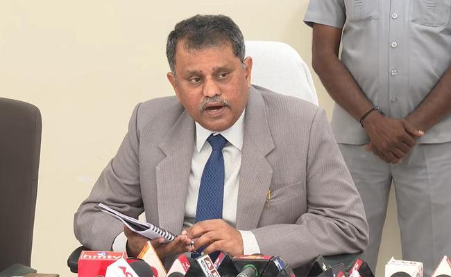 Local Body Elections In Andhara Pradesh Postponed For Six Weeks - Sakshi