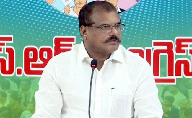 Bosta satyanarayana Reacts on Local Body Elections Postponed By 6 Weeks - Sakshi