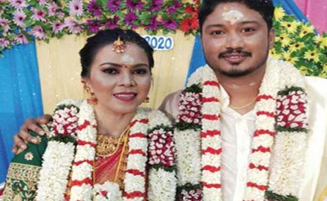 Young Man From Manamadurai Has Married Philippines Woman - Sakshi