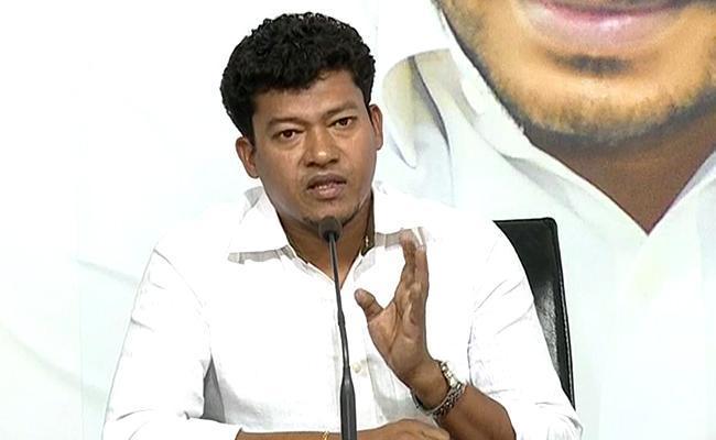Sidiri Appalaraju Questions To EC Nimmagadda Ramesh Kumar - Sakshi