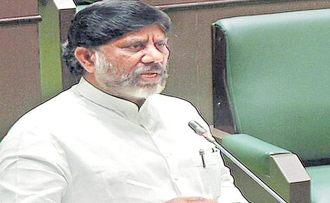 Bhatti Vikramarka Speaks In Debate Of Budget - Sakshi