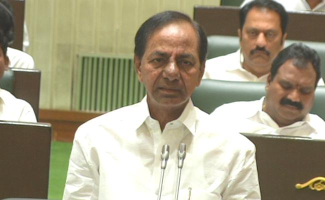 CM KCR Comments Opposing Citizenship Amendment Act - Sakshi