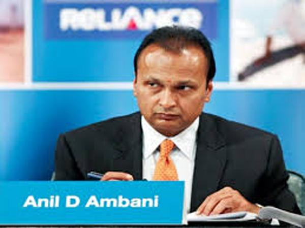 Enforcement Directorate Summons Anil Ambani - Sakshi