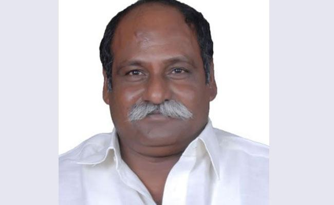 Case Filed Against TDP MLA Velagapudi Ramakrishna Babu - Sakshi
