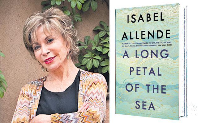 A long Petal Of The Sea Book Reviewed By Padmapriya - Sakshi
