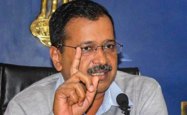 Gyms And Night Clubs Ban In Delhi Says CM Kejriwal - Sakshi