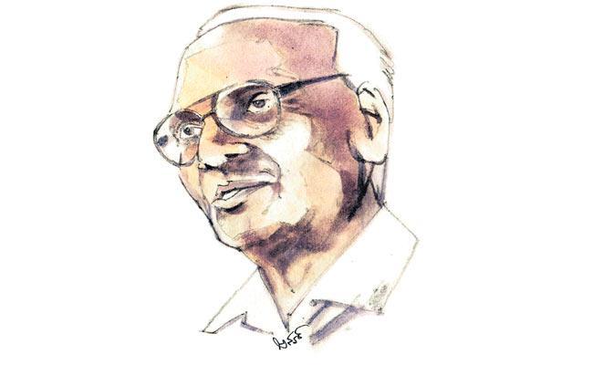 Sudhama Writes Special Story On Munipalle Raju Birth Anniversary - Sakshi