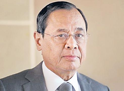 Former Chief Justice Ranjan Gogoi Nominated To Rajya Sabha - Sakshi
