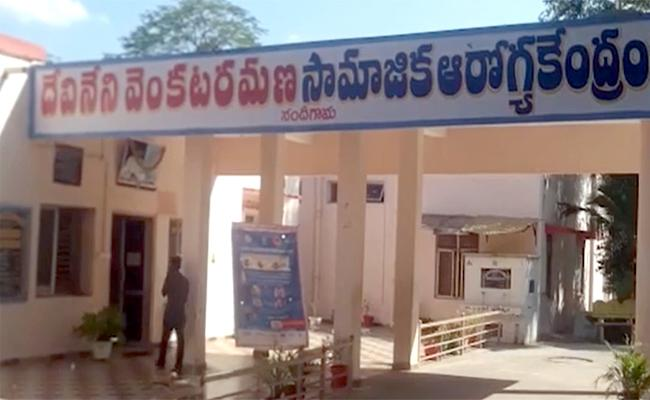 Child And Women Illness With Food Poison In Krishna District - Sakshi