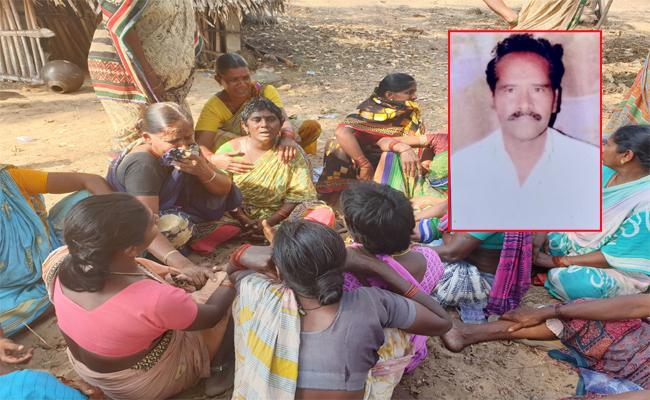 Son Assassinated Father in East Godavari - Sakshi
