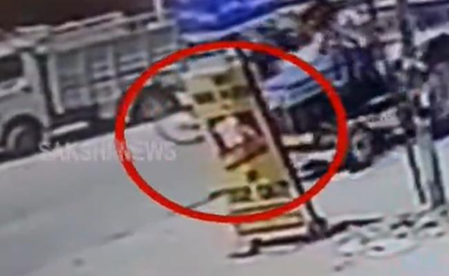 Tractor Hits Bicycle Minor Boy Deceased At Meerpet In Hyderabad - Sakshi