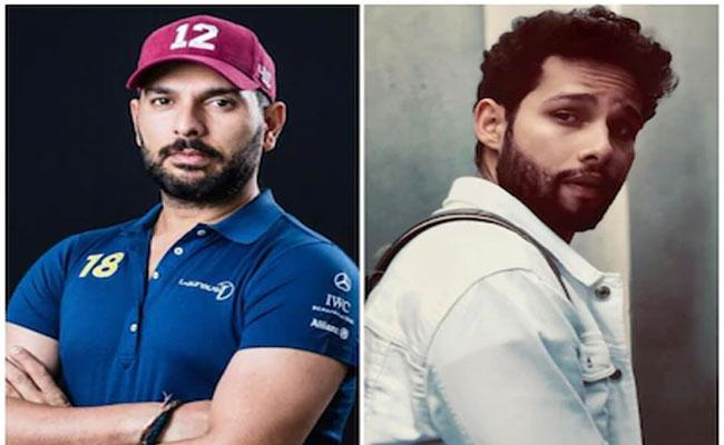 Yuvraj Singh Wants Chathurvedhi To Star In His Biopic - Sakshi