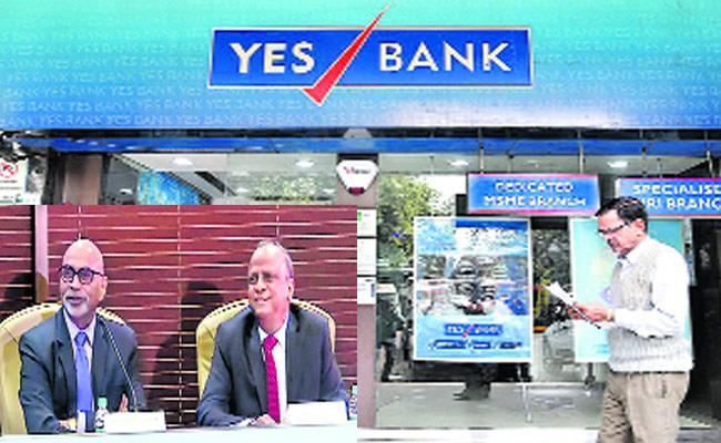Yes Bank CEO Prashanth Says Depositors Money Is Safe - Sakshi