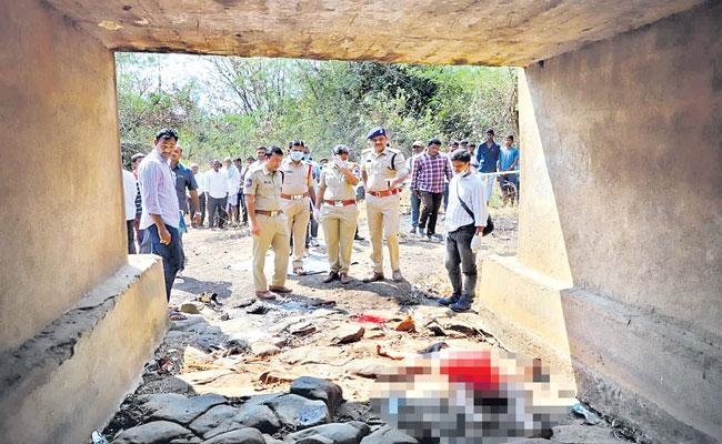 Crime News: Disha Like Case In Chevella Rangareddy District - Sakshi