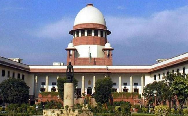 Supreme Court Order Lifting Of Election Code In Andhra Pradesh - Sakshi