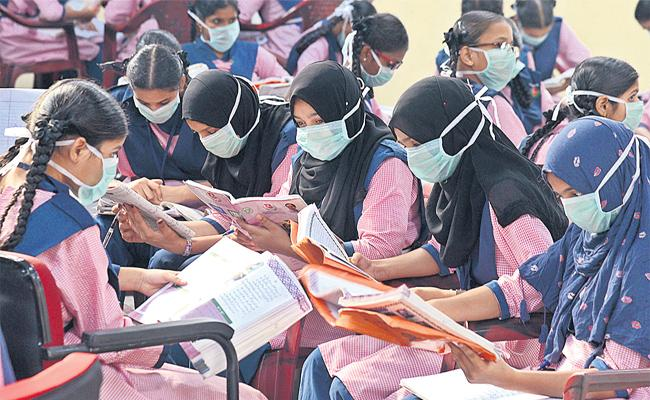Tenth Class Exams Starts From Today - Sakshi