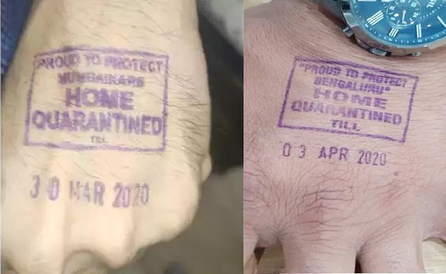 Coronavirus: Karnataka Put Stamps For International Airports - Sakshi