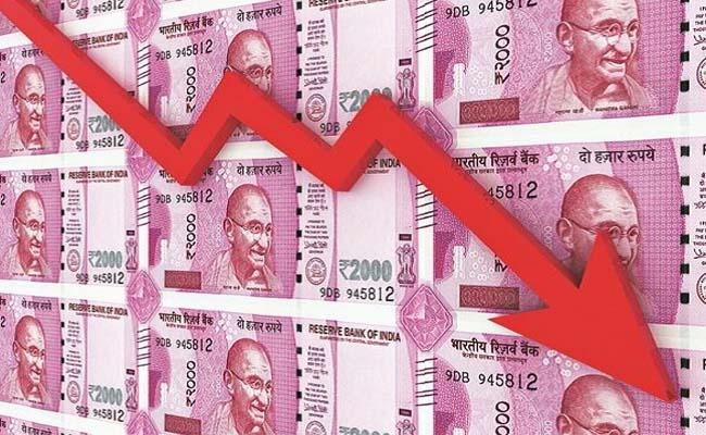 Investor wealth worth Rs 19.49 lakh cr wiped out in 4 days - Sakshi
