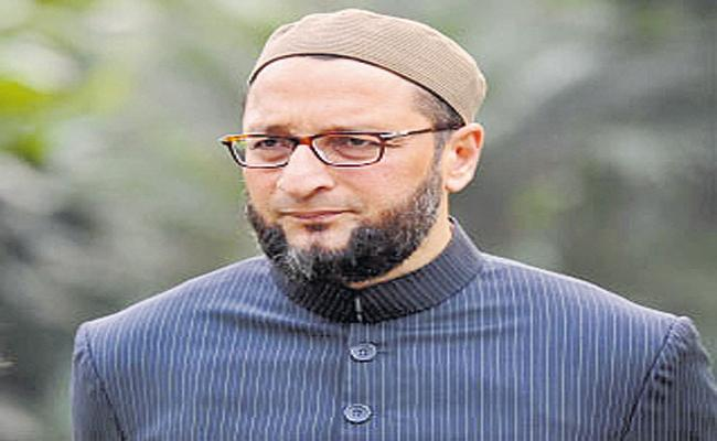 Asaduddin Owaisi Comments On PM Modi And BJP Leaders - Sakshi