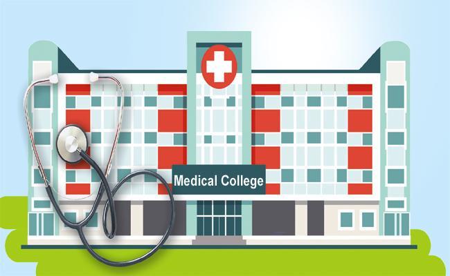 Another 8 medical colleges In Andhra Pradesh - Sakshi