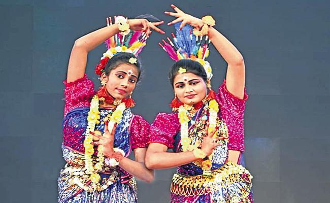 Araku Utsav 2020 concluded at Araku Valley on a grand note - Sakshi