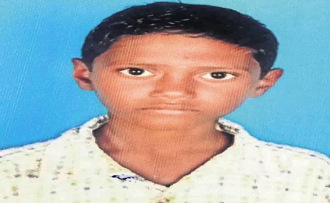 Suspicious death of a tribal boy in Chittoor district - Sakshi