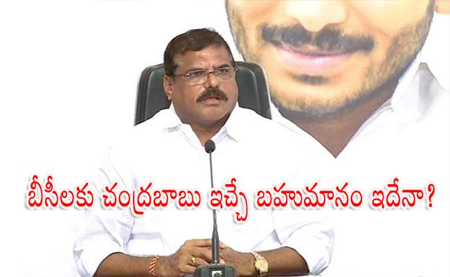 Botsa Satyanarayana Speech On Local Body Elections Reservations - Sakshi