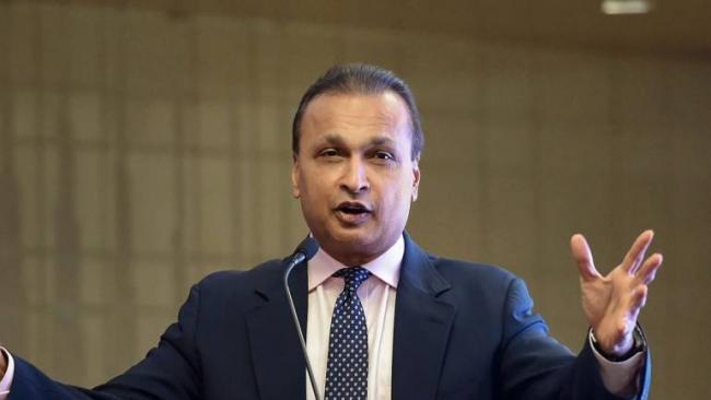 ED Asks Anil Ambani To Appear Again Over Yes Bank Case - Sakshi
