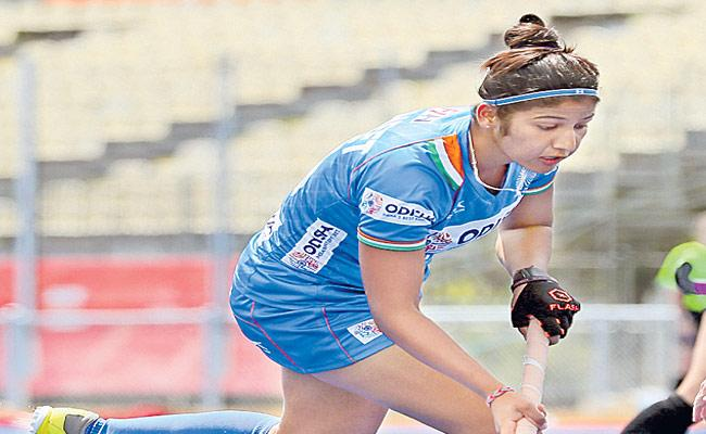 India Womens Hockey Team Getting Ready For The Olympics - Sakshi