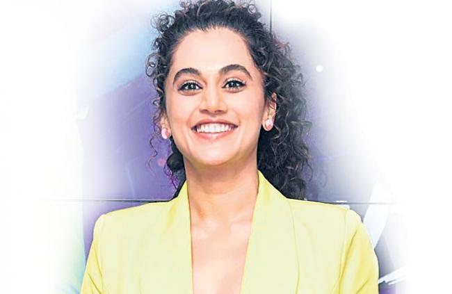 Priyanshu Painyuli joins Taapsee Pannu starrer Rashmi Rocket - Sakshi