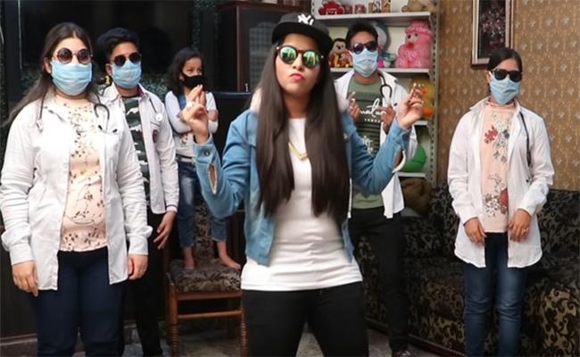 Dhinchak Pooja Back With Hoga Na Corona - Sakshi