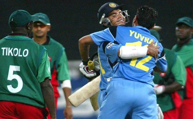 On this day: Ganguly And Yuvi Historical Hundreds In World Cup Glory - Sakshi