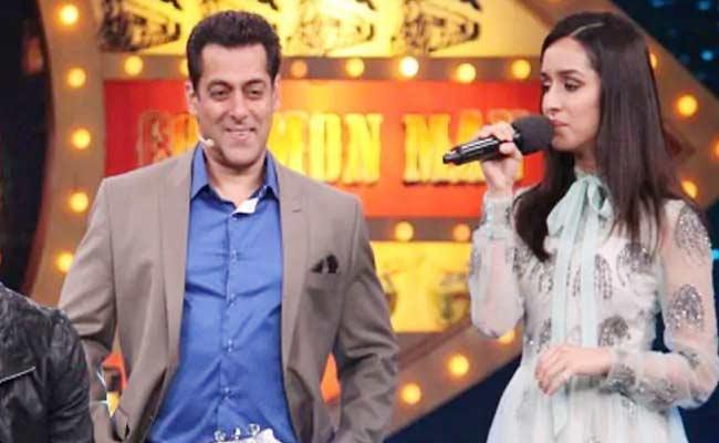 Shraddha Kapoor Said Refused To Work With Salman Khan At Age Of 16 - Sakshi