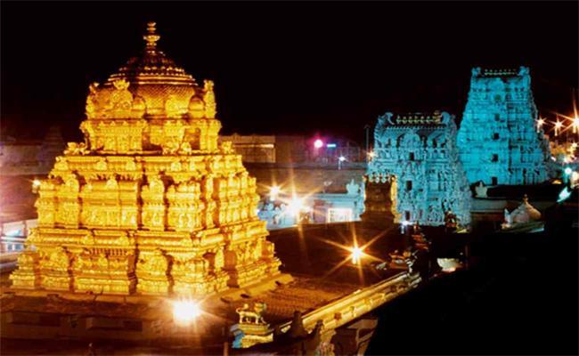 No Darshan In Tirumala Venkateswara Temple Amid Coronavirus - Sakshi