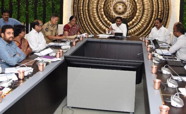 Corona Impact: Andhra Pradesh Alert to Tackle Situation - Sakshi