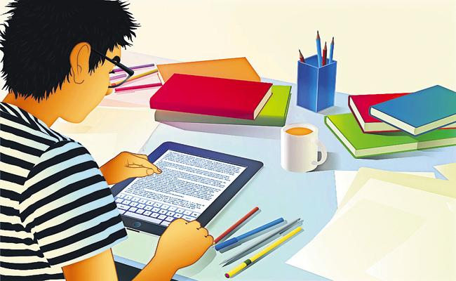 Tab Based Exam Guidelines Were Released By APPSC On 20-03-2020 - Sakshi