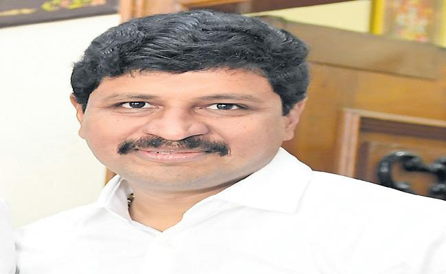 Santosh Kumar Appointed As MP for Public Undertakings Committee - Sakshi