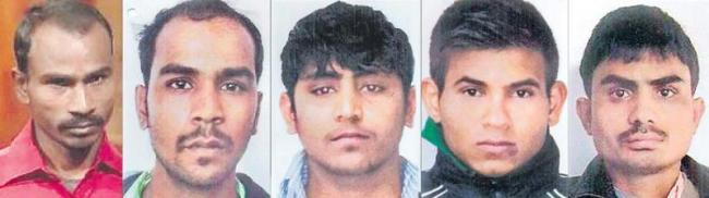 Full Details of Nirbhaya convicts - Sakshi