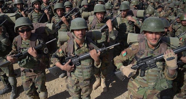 Dozens of Afghan troops Lifeloss in insider attack - Sakshi
