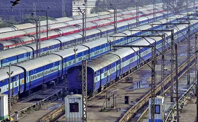 Coronavirus Indian Railways Said Refund For All Passengers Train Ticket - Sakshi