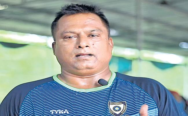 Atul Bedade Was Suspended Due To Misbehaving With Women Cricketers - Sakshi