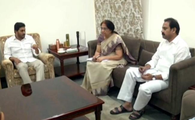 CM YS Jagan Mohan Reddy Review On Corona Virus - Sakshi