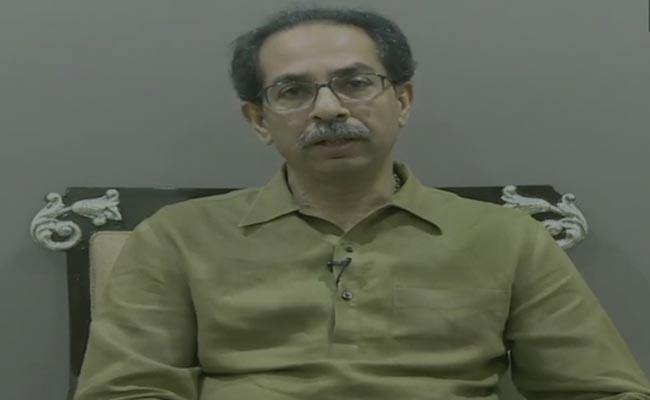 Covid 19: Maharashtra CM Says Janata Curfew Continue Till Monday Morning - Sakshi