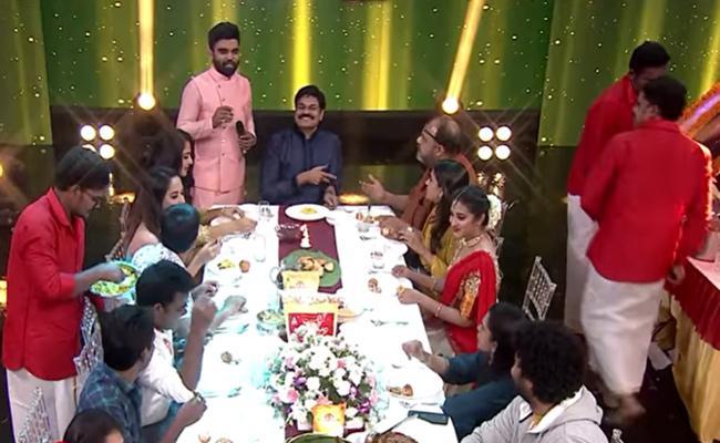 Babu Gari Intlo Butta Bhojanam In Zee Telugu - Sakshi